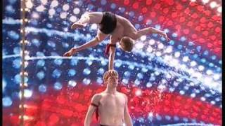 Britains Got Talent 2010 Auditions: Spellbound ( Gymnastics Group)