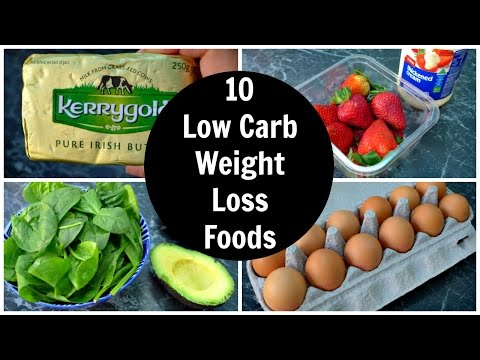 10 Low Carb Weight Loss Foods - 10 Foods To Lose 10 Kg - Vlogmas 11