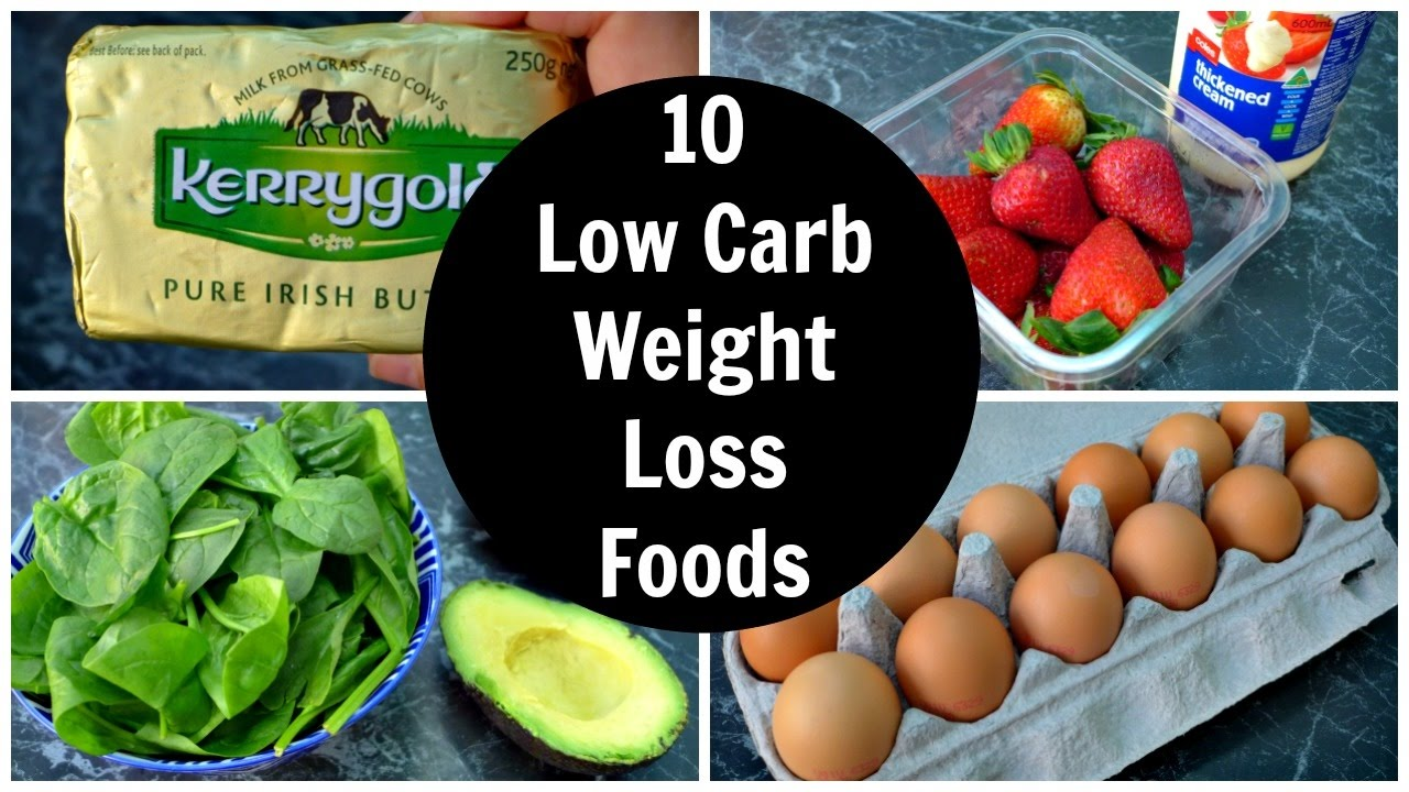 10 Low Carb Weight Loss Foods - 10 Foods To Lose 10 Kg ...