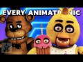 Every Animatronic in Five Nights at Freddy's | The Leaderboard