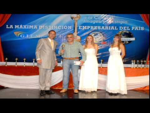 POLAR SRL Premio Planeta y Sello de Calidad 2015 en Hotel Casino Magic de Neuquén