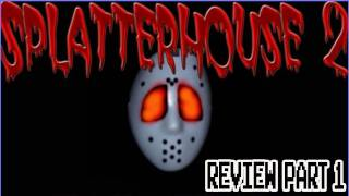 Splatterhouse 2 Game Review (Gen/Wii)