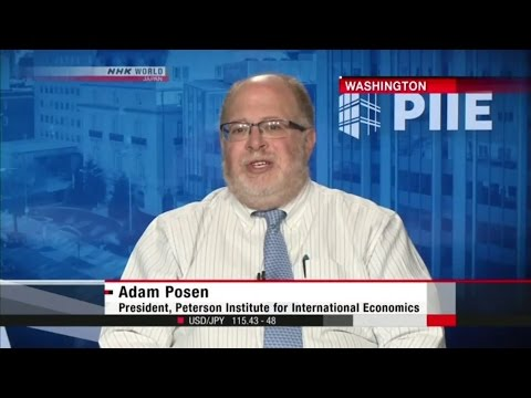 Posen Assesses Trump's Economic Policies