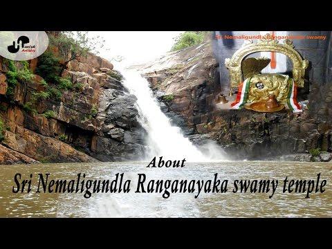 Sri Nemaligundla Ranganayaka Swamy Temple || History || Havi'sh Artistry || 100%Filmy
