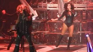 Motley Crue - Same Ol Situation live @ Smoothie King Center 9-4-15