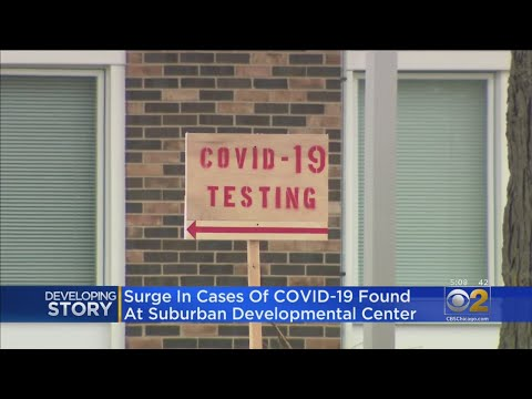 COVID-19 Cases At Ludeman Developmental Center In Park Forest Double In A Few Weeks