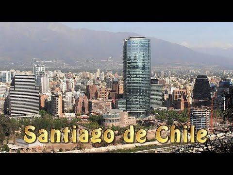 Santiago de Chile, Chile, Südamerika Sehenswürdigkeiten