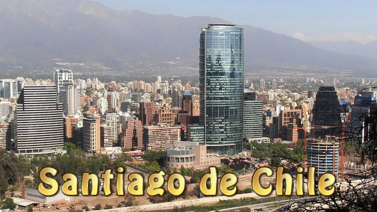 Santiago de Chile, Chile, Südamerika Sehenswürdigkeiten 1 ...