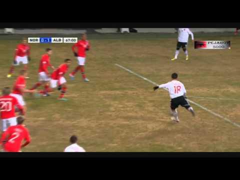"""Norway vs Albania 0-1 22.03.13 Full """"Highlights""""(Norvegji vs Shqiperi 0-1)"""