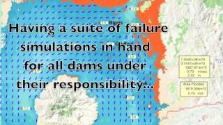 Oroville Dam Failure Simulations.mov