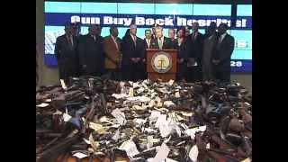 NJ Gun Buy Back 3 - Essex County 2013