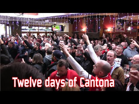 12 days of Cantona (Man United)