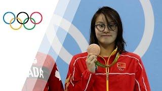 Yuanhui Fu: My Rio Highlights