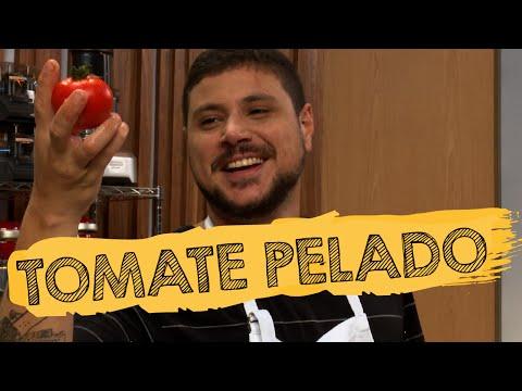 TOMATE PELADO (CONCASSÉ) DO RAUL | DICAS MASTERCHEF