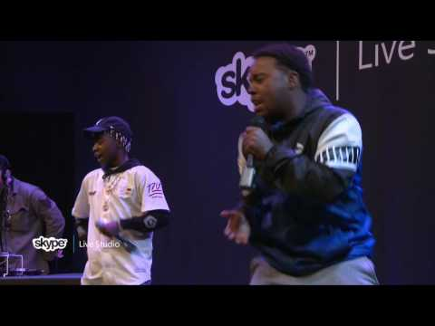 Zay & Zayion - Juju On That Beat (LIVE...