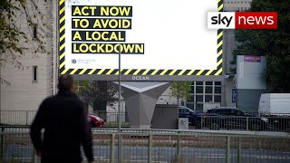 BREAKING: Greater Manchester given midday deadline to make Tier 3 lockdown deal