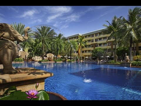 Hotel Review And Video From THAILAND Holiday Inn Resort Phuket