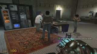 Прохождения Half-life 2 В Gmod Часть 1