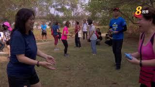 全国健步大挑战增设乐龄项目 鼓励年长者保持活跃