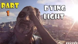 Dying Light - Walkthrough Gameplay Part 1 - Awakening - ( PC / Xbox 360 / PS3)