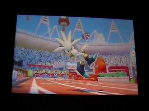 [Mario & Sonic London 3ds] 110m Hurdles - 12.586s