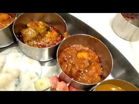 "The Great Gujarati Dish "" THE GRAND THAKAR"""