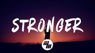 Play Stronger (feat. Louis Vivet)