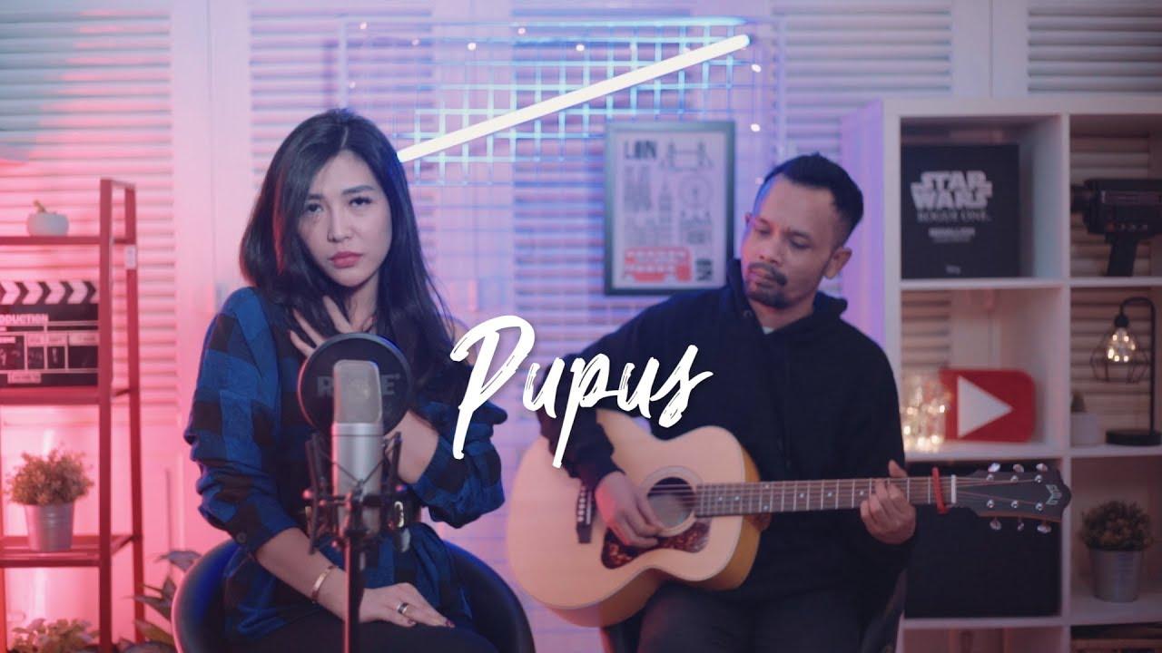 PUPUS - DEWA ( Ipank Yuniar Ft. Rita Sak Akustik Cover )