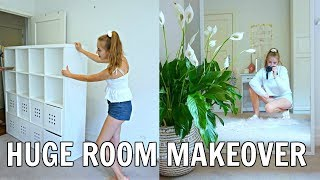 REDOING MY ROOM 2019! - Room Makeover + Room Tour