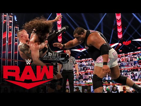 Lee vs. Rollins vs. Orton - Winner Faces WWE Champion at WWE Clash of Champions: Raw, Aug. 31, 2020