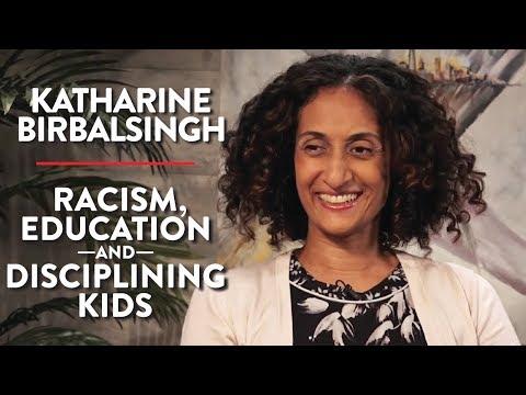 Racism, Education, and Disciplining Kids Katharine Birbalsingh Pt 1