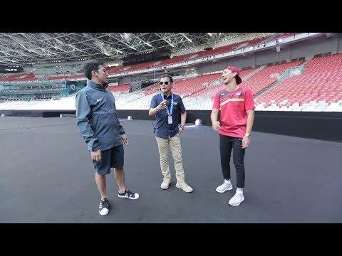 Mengintip Persiapan Opening Ceremony Asian Games 2018