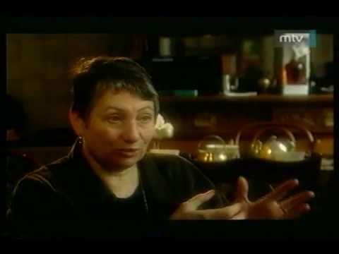 Portrait of Ljudmila Ulickaja -Людмила Улицкая - Russian writer
