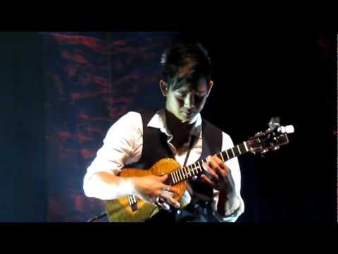 Jake Shimabukuro / Dragon @ The Plaza Live Theatre, Orlando ~ 3/4/13