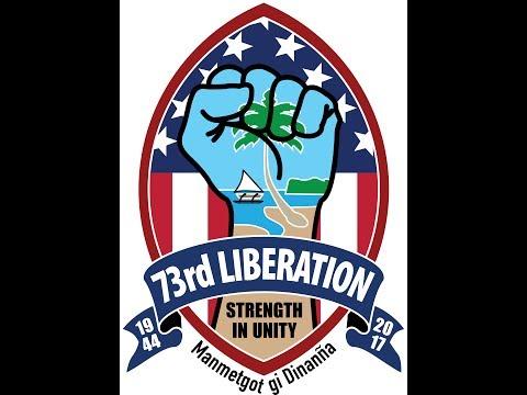 2017 Liberation Parade PBS Guam
