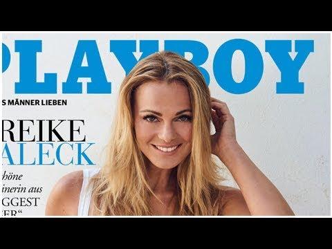 'The Biggest Loser'-Coach Mareike Spaleck lässt für den 'Playboy' die Hüllen fallen - Die heutige...