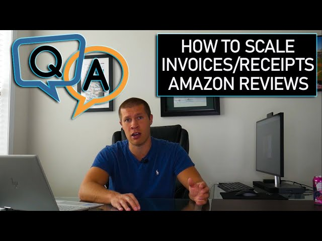 Best Way to Scale Reselling | What info is need on Receipts | Amazon Deleting Reviews