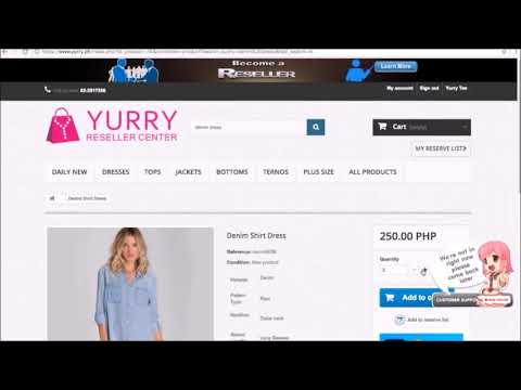 Reserve for shipping yurry reseller center