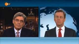 Wie der Propaganda-Macher des ZDF Kleber abgewatscht wird