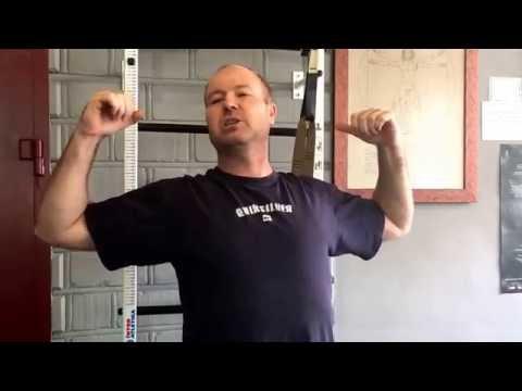 Зарядка при остеохондрозе: шейного, грудного и поясничного