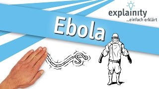 Ebola einfach erklärt (explainity® Erklärvideo)