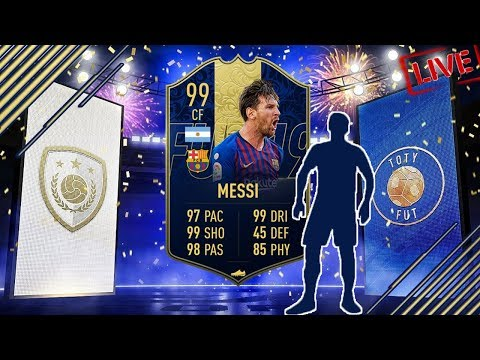 TEAM OF THE YEAR PACK OPENING - FIFA 19
