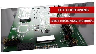 Die neue Leistungssteigerung von DTE Systems Chiptuning