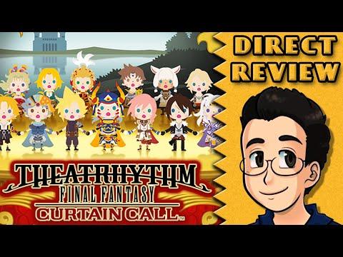 Theatrhythm Final Fantasy: Curtain Call REVIEW - BGR!