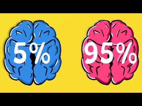 Смотреть НАСКОЛЬКО РАЗВИТ ТВОЙ МОЗГ? 6 задач для проверки мозга онлайн