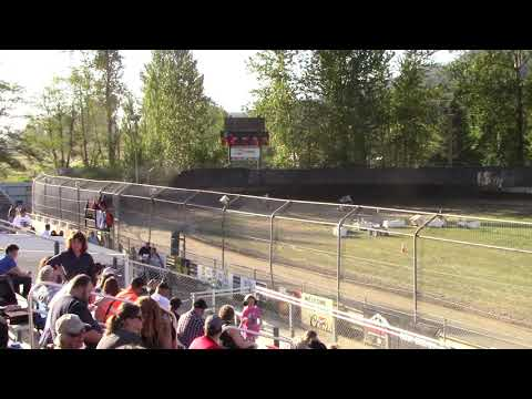 Deming Speedway, WA - Jr. Sprint Qualifying (Jayden Huppert) - May 10, 2019