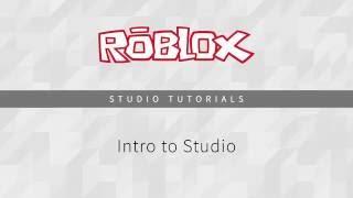 Intro to Studio