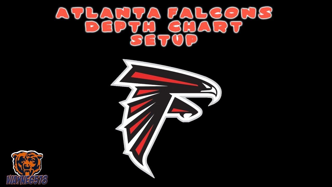Madden 18 Tips Atlanta Falcons Depth Chart Setup Roster Breakdown
