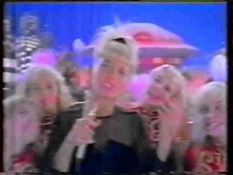 Comercial da Sopa da Xuxa - 1991