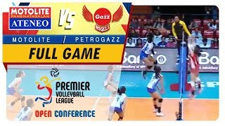 PVL OC 2018: Ateneo-Motolite vs. Petro Gazz   Full Game   1st Set   November 17, 2018